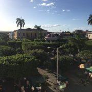 Nicaragua Square